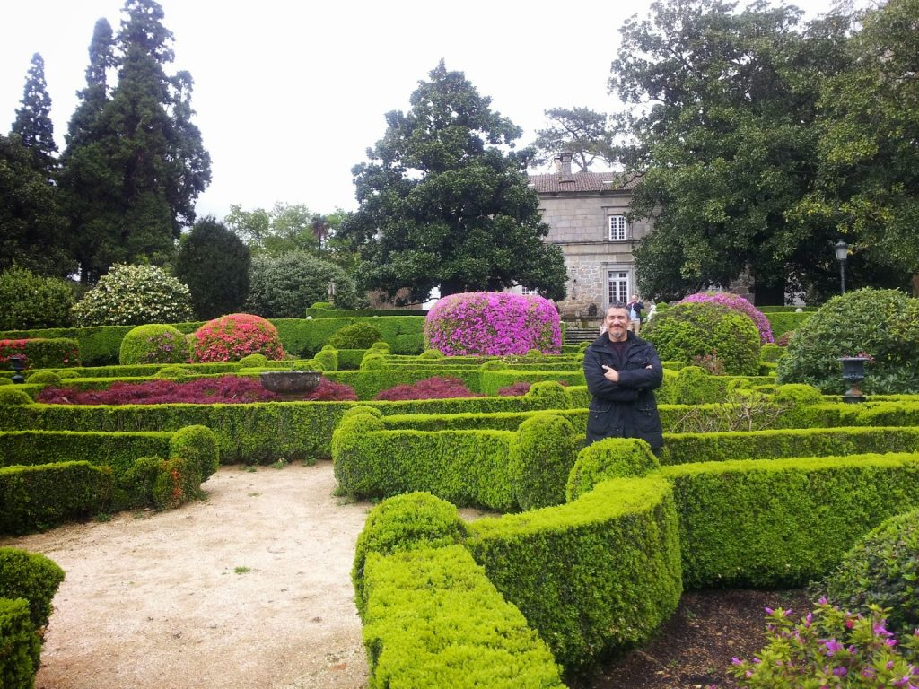 Jardín francés