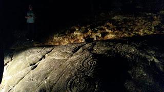Petroglifos Campo Lameiro