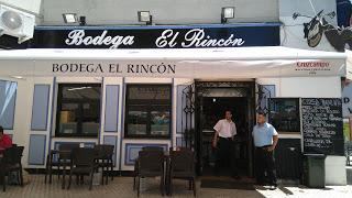 Bodega El Rincón. Sevilla