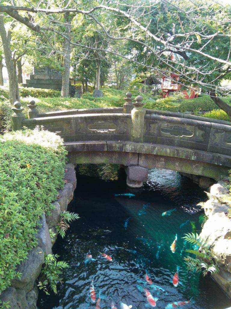 Jardines de Senso-ji