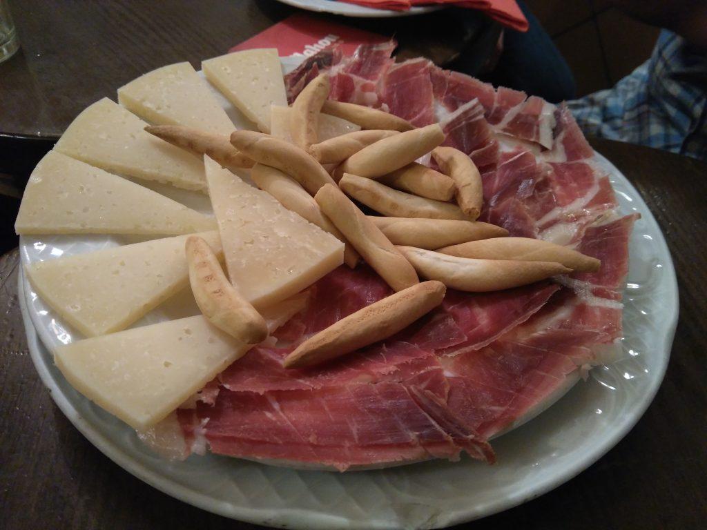 Taberna La Tosta Madrid