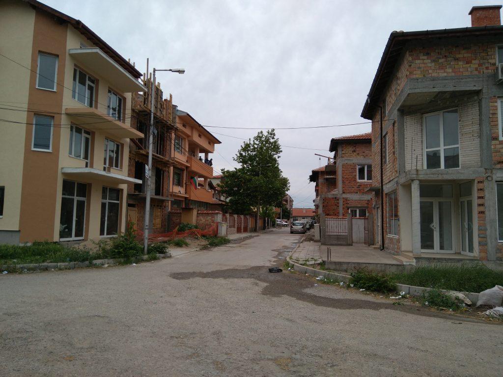 Calle de Svilengrad
