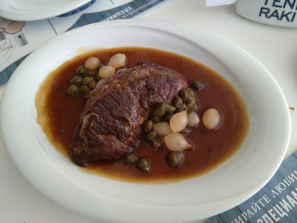 Restaurante Mosta