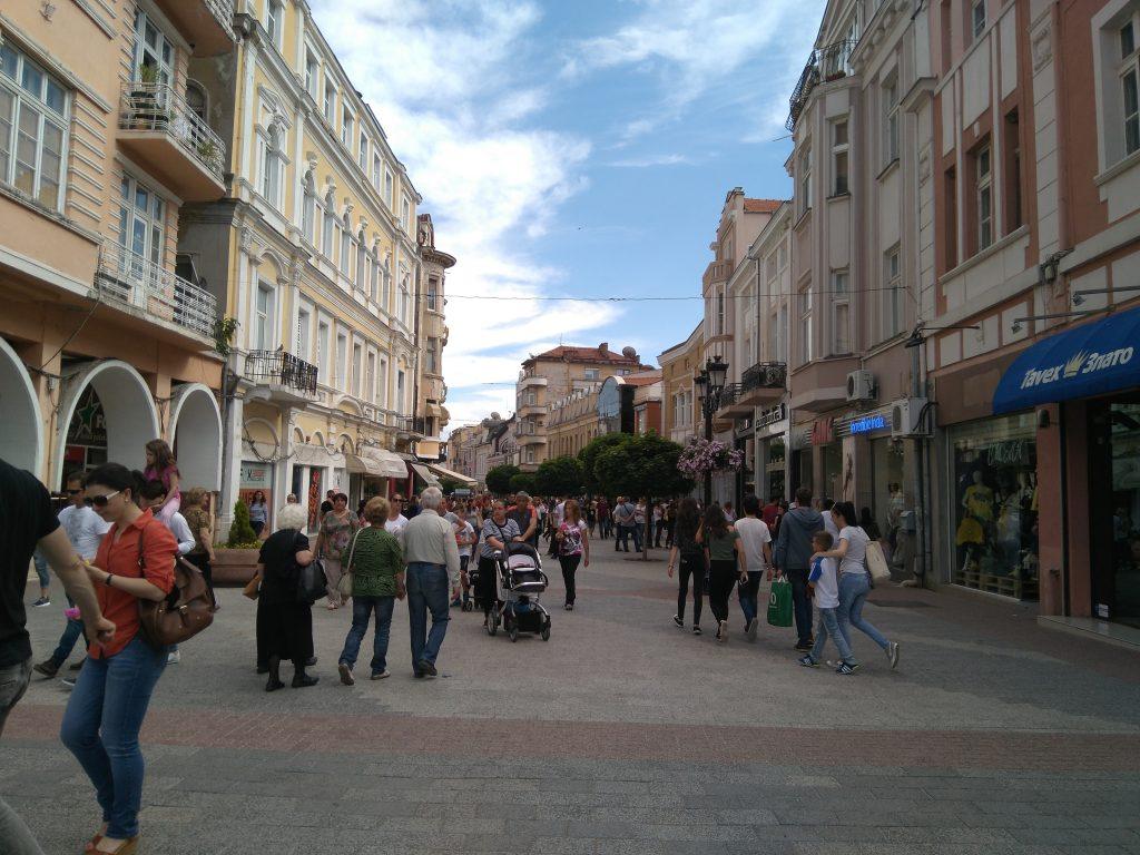 Calle KNYAZ ALEKSANDER de Plovdiv