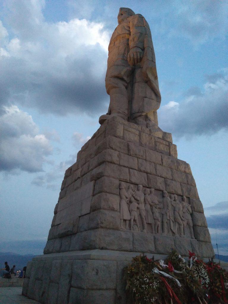 MONUMENTO ALYOSHA de Plovdiv