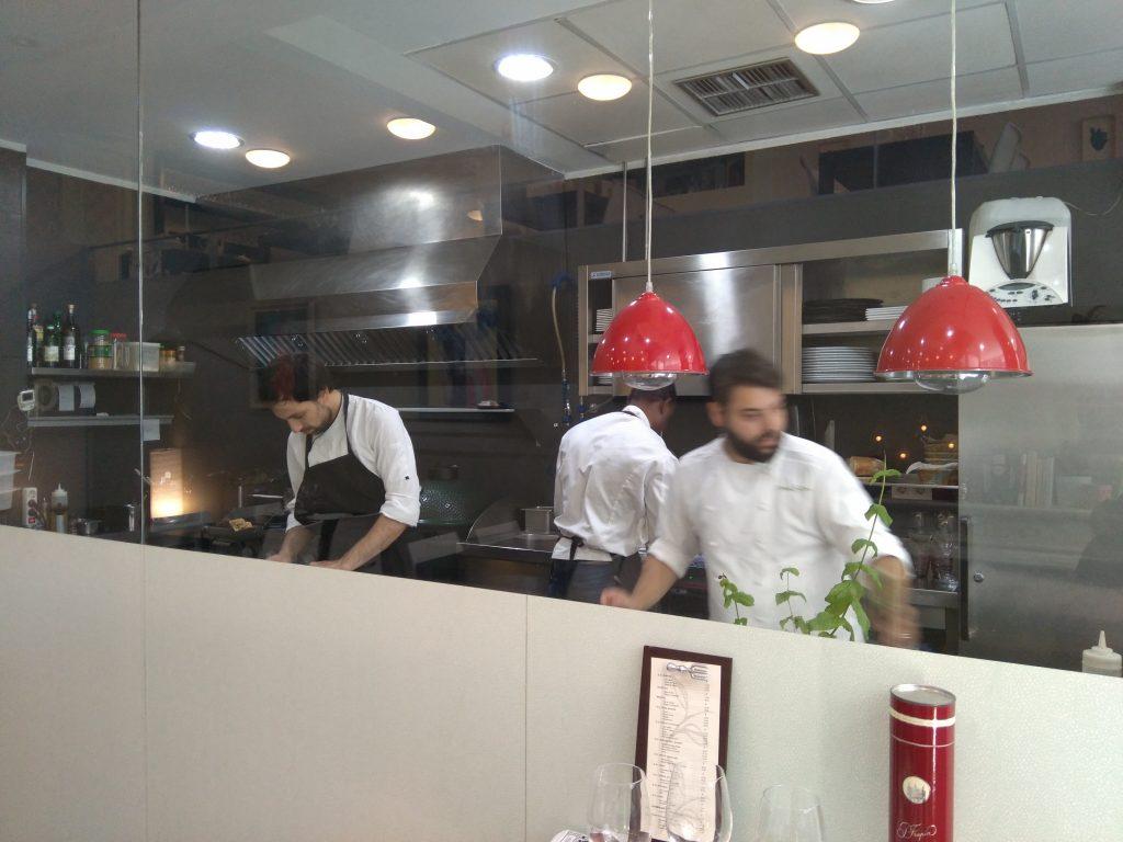 Restaurante Hierba Luisa de Vigo