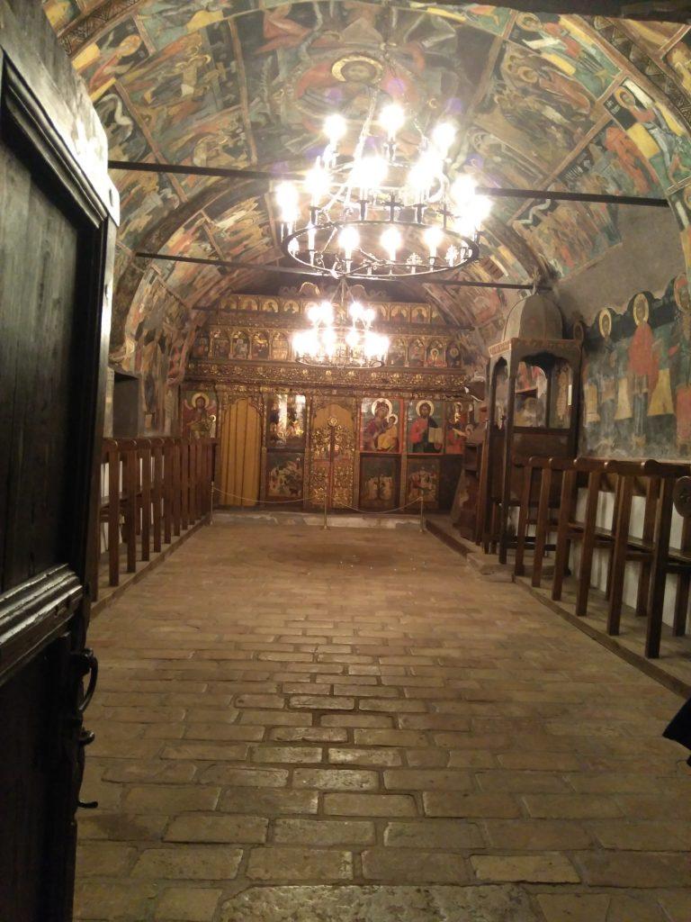 Iglesia de la Natividad de ARBANASSI