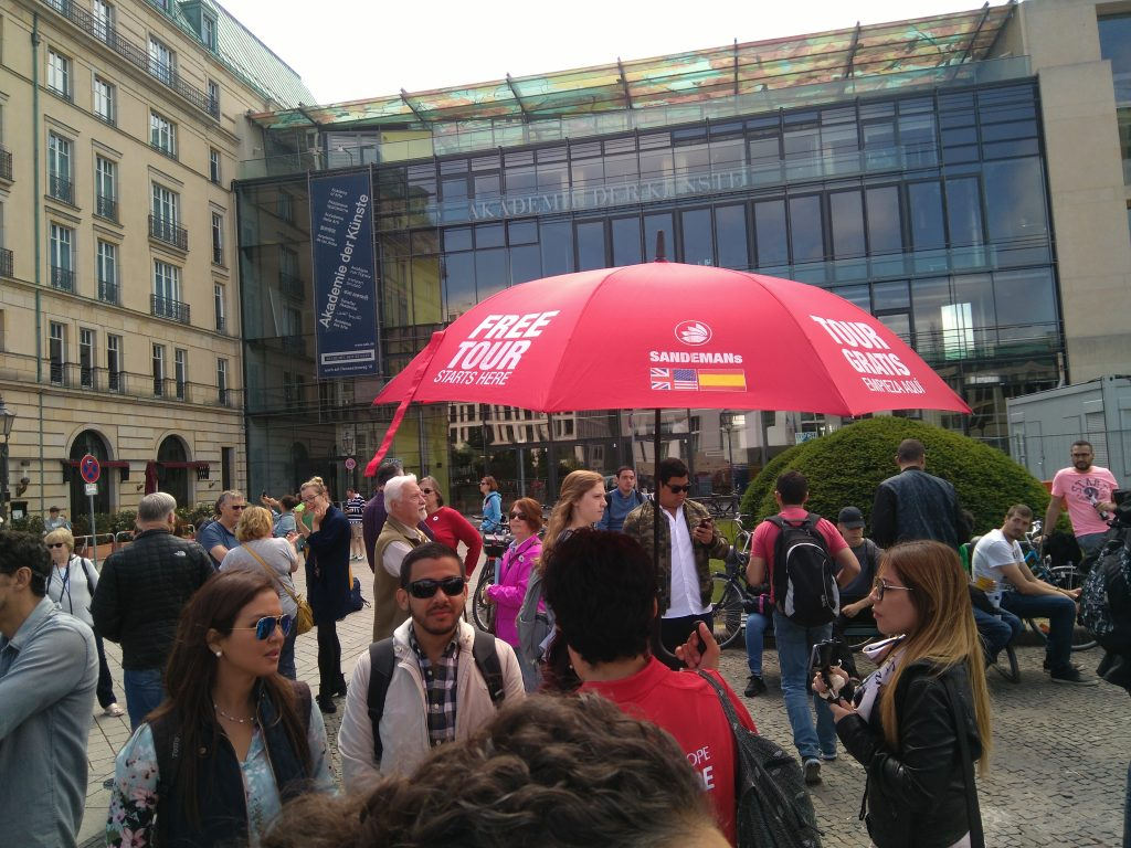 Free Tour Sandemans en Berlin