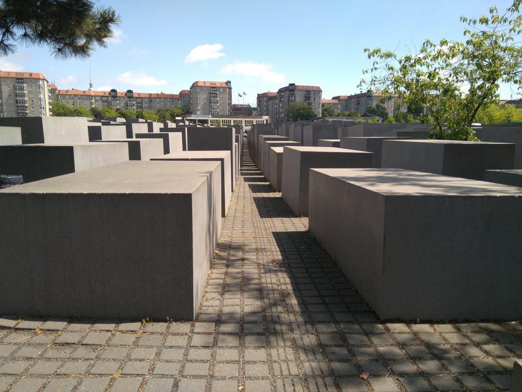 Monumento a los judíos de Berlín