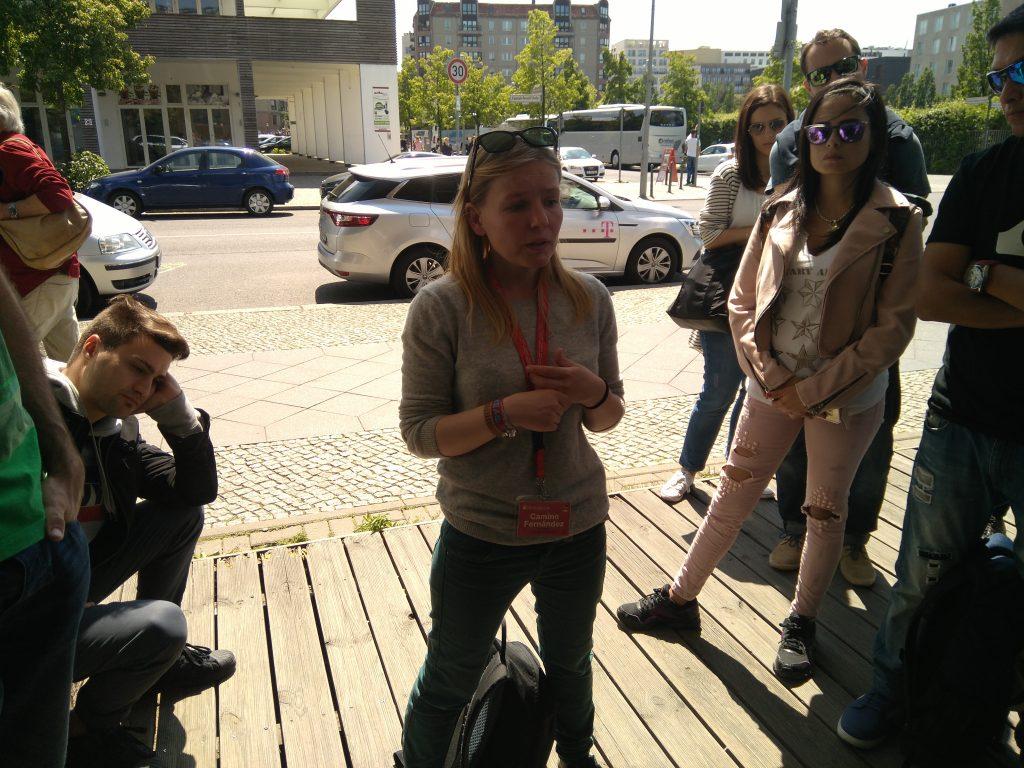 Free Tour Berlin con Sandemans