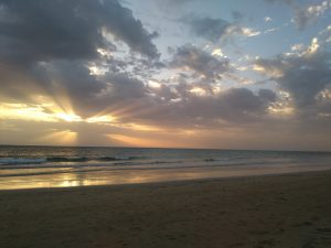 Playa de la Ballena en Rota