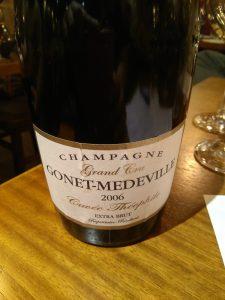 Gonet Medeville Cuvée Théophile 2006 Grand Cru
