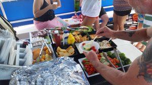 Viaje en barco con Fury por Key West