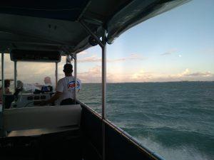 Viaje en barco por Key West