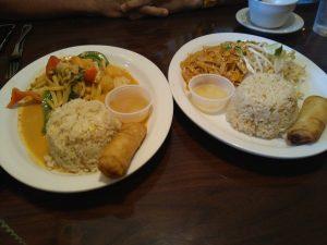Restaurante Bangkok Cuisine en Homestead