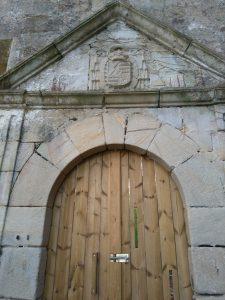 Ermita de los Milagros. Cortegada