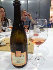 Quinta das Bageiras espumante rosé brut 2015