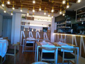 Restaurante Sal de Allo. O Grove
