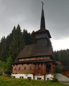 Iglesia de Poiana