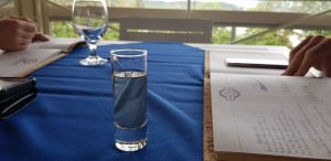 Restaurante Blue Acqua