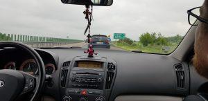 Camino a Bucarest